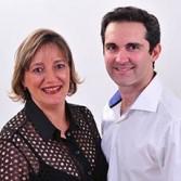 Arquitetos Germana Zanetti e Leandro Madi